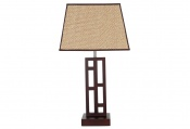 FUJI - Timber Table Lamp