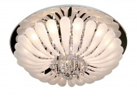 IVAN - LED - Real Crystal - Flush Chandelier