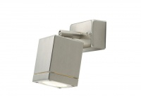 SQUARE - 304 Stainless Steel - Wall Spotlight
