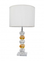 BASMA - Crystal Table Lamp