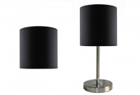 MIX AND MATCH - Table Lamps and Bases - Black