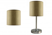 MIX AND MATCH - Table Lamp Shades and Bases - Gold