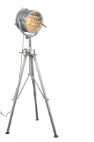 HOLLYWOOD SEARCH LIGHT - Vintage Industrial Floor Lamp