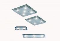 ISCHIA - Glass Flat Panel Spotlights