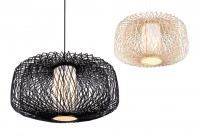 KUTO - Bamboo Pendants - Natural or Black
