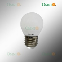 Fancy Round 4watt LED Globe - Omni