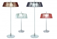 PAOLO - Silk String - Table & Floor Lamps