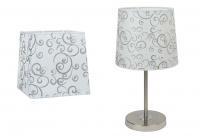 MIX AND MATCH - Table Lamp Shades and Bases - Pattern D