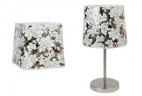 MIX AND MATCH - Table Lamp Shades and Bases - Pattern E