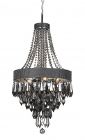 RICCARD - Smoke Crystal Chandelier