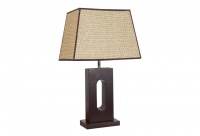 WABI - Timber Table Lamp