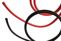 CLOTH BRAIDED WIRE - 2 CORE 240V ELECTRICAL FLEX CABLE