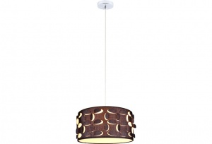 Buko Fabric Drum Pendant