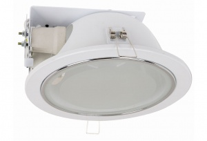 Vetro Downlight - 2 Light - 23.5cm - White