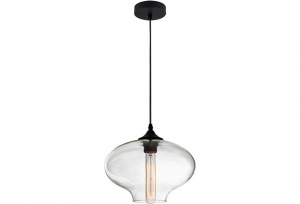 ARIA - Vintage Industrial Glass Pendants