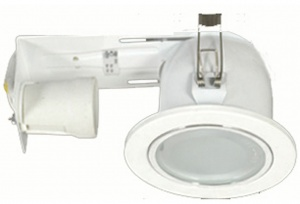 Vetro Downlight - 1 Light - 12.5cm - White