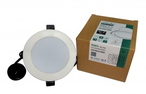 MARS 10w LED DIMMABLE